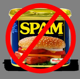 hashtag vomit is twitter spam: no spam!