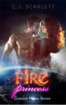 Fire Princess, by CJ Scarlett: Free Erotic Romance, Instafreebie Erotica