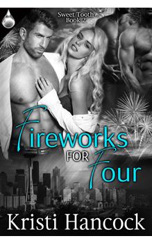 Fireworks for Four, by Kristi Hancock: Free Erotic Romance, Instafreebie Erotica